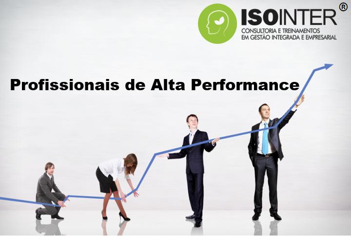 Seja um Profissional de Alta Performance!